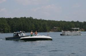 alabama marine police lake martin