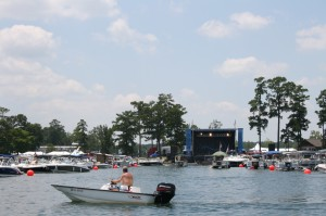 lake martin concert stage sea ray aquapalooza