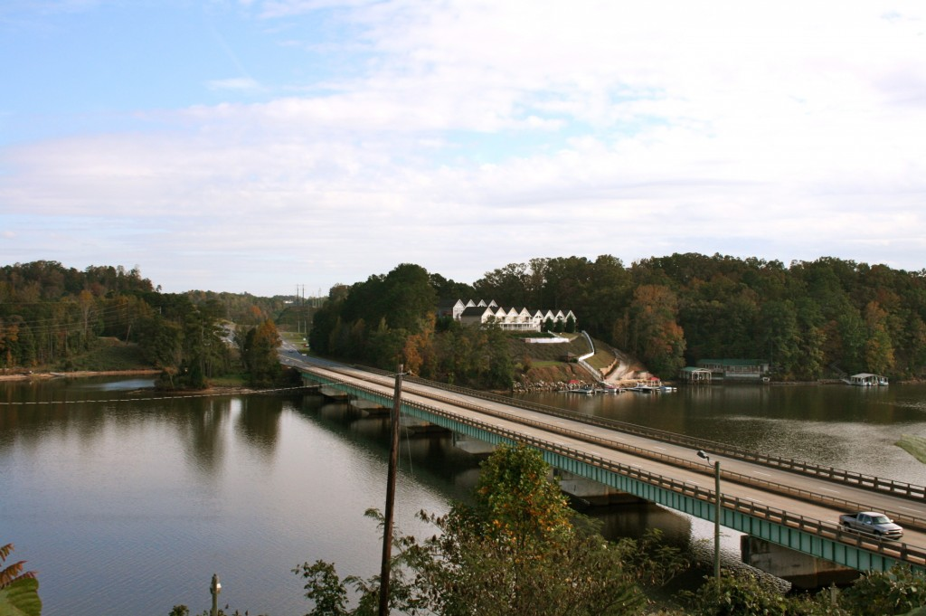 Lake Martin Highway 280 Tallapoosa River Bridge