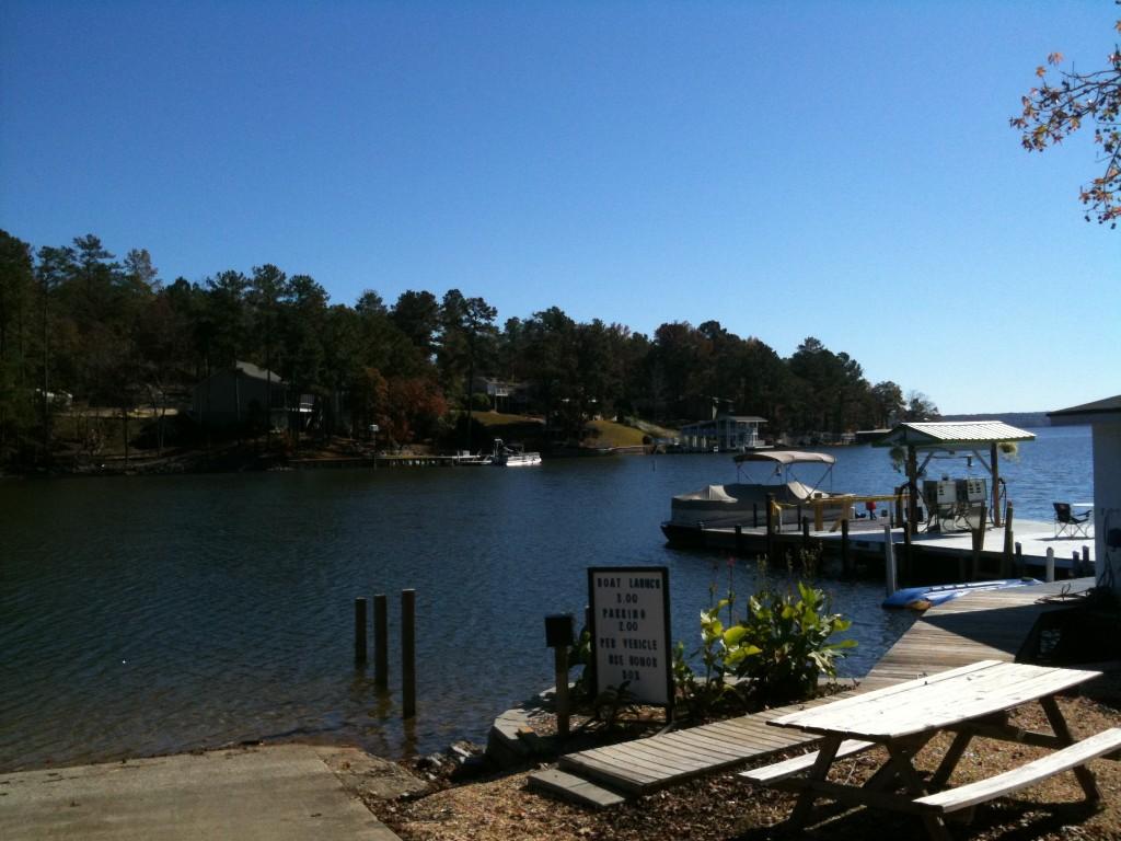 bay pine marina lake martin boatramp boat ramp