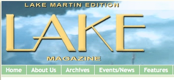 lake magazine banner logo