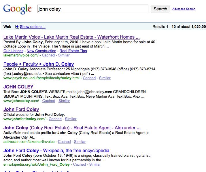 john coley lake martin real estate realtor