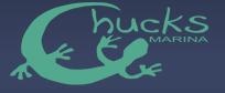 Chuck's Marina Logo