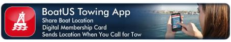 TowBoat US Lake Martin Phone App