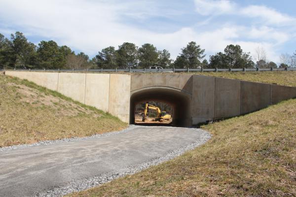Highway 63 Tunnel, Lake Martin, AL