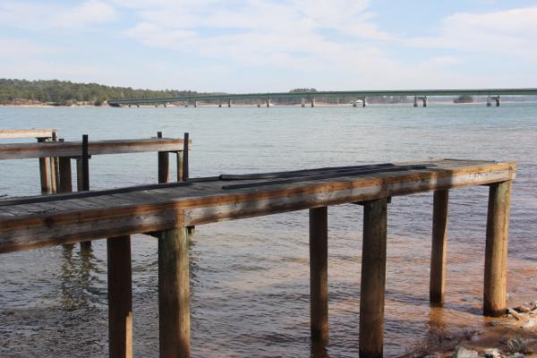 Kowaliga Restaurant Docks