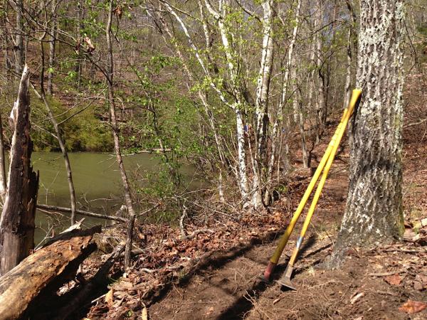 Little Smith Mountain Trail 4