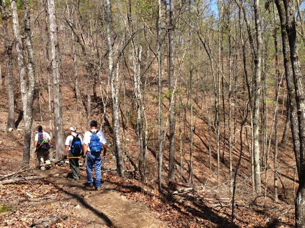 Little Smith Mountain Trail 3