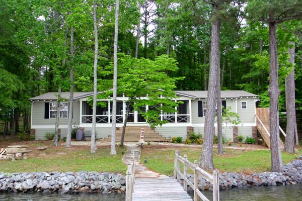 Murray's Lake Home April 2013 - 2