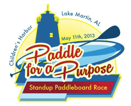 Lake Martin Paddle for a Purpose Race