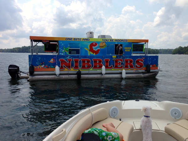 Nibblers Boat August 2013 - 04