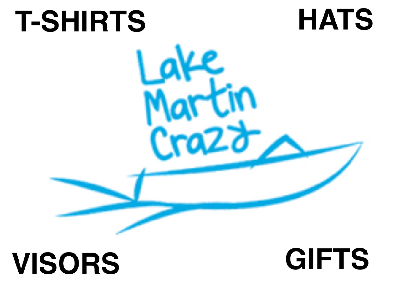 Buy Hyper Local Lake Martin Merchandise!