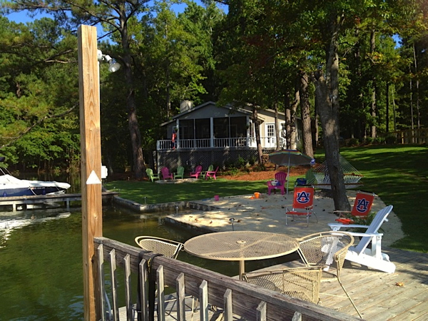 Great Lake Martin Cabin Redo