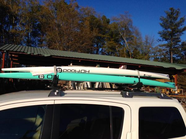 BOTE Boards on Rack Lake Martin