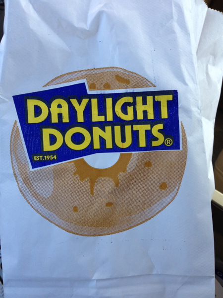 Daylight Donuts Bag Lake Martin