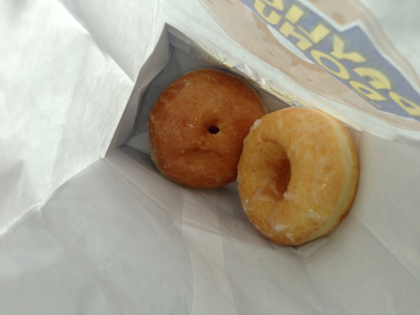 Donuts in Bag Daylight Donuts Lake Martin