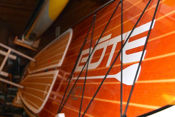 BOTE Paddle Board at Lake Martin Dock - 01
