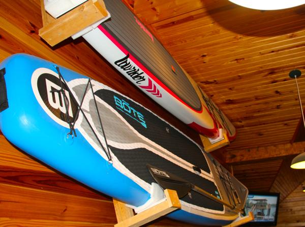 BOTE Paddle Board at Lake Martin Dock - 11