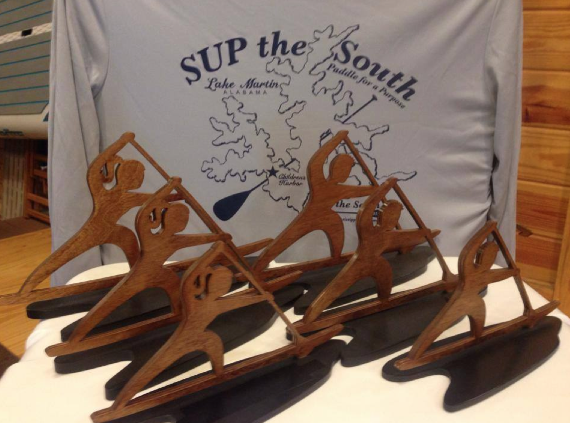 SUP the South Trophies