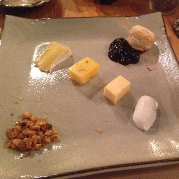 Cheese Plate Springhouse Lake Martin