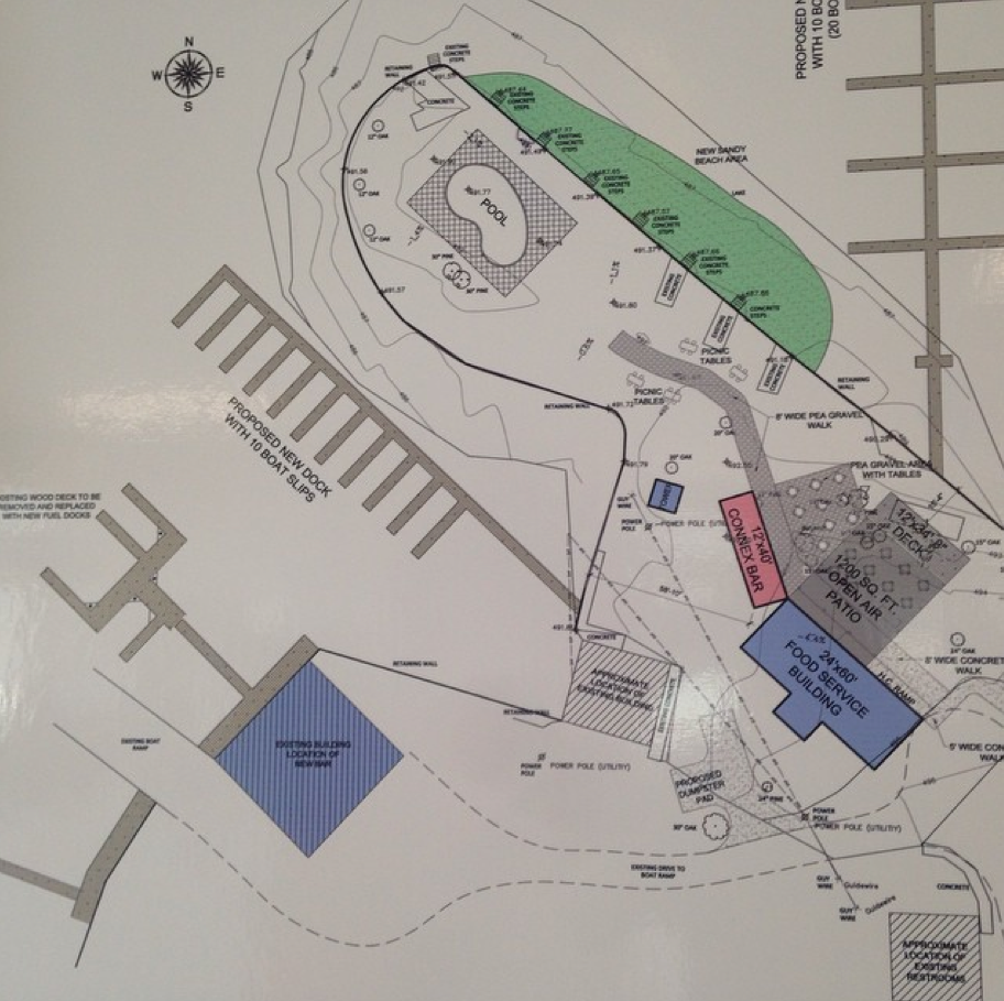 A New Restaurant For Parker Creek Lake Martin Voice Schematic