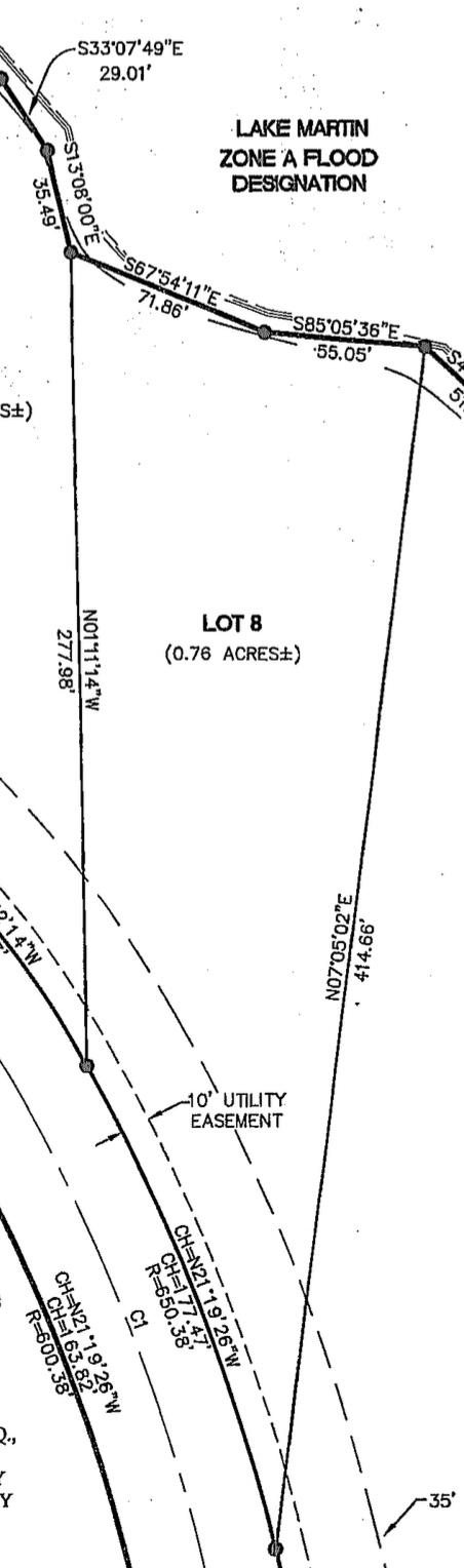 Lot 8 Adams Landing