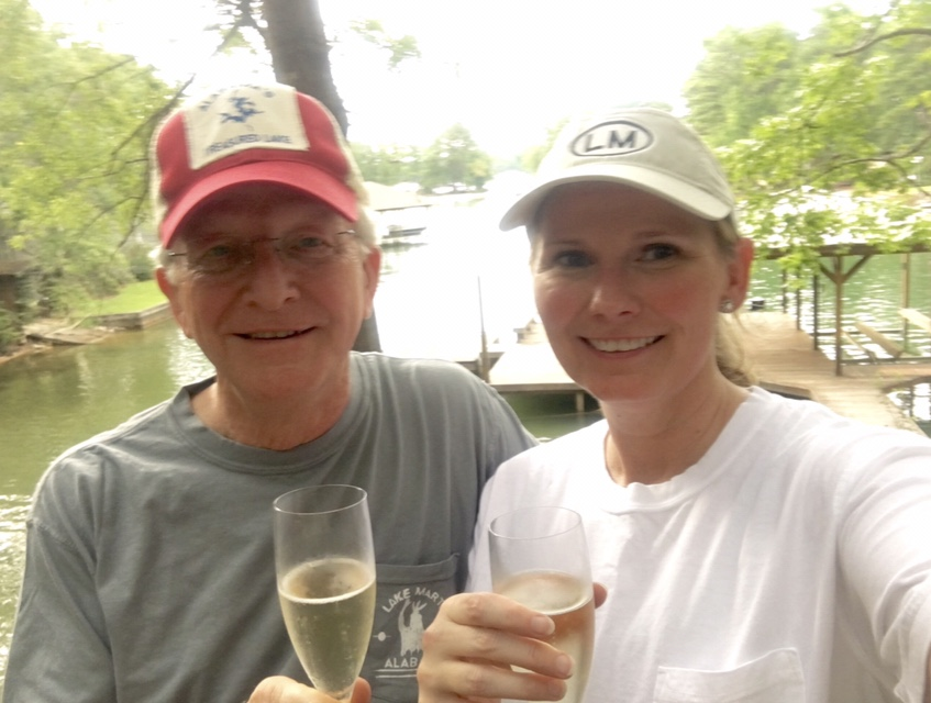 """Thank you, John! We love our new Lake Martin home!!"""