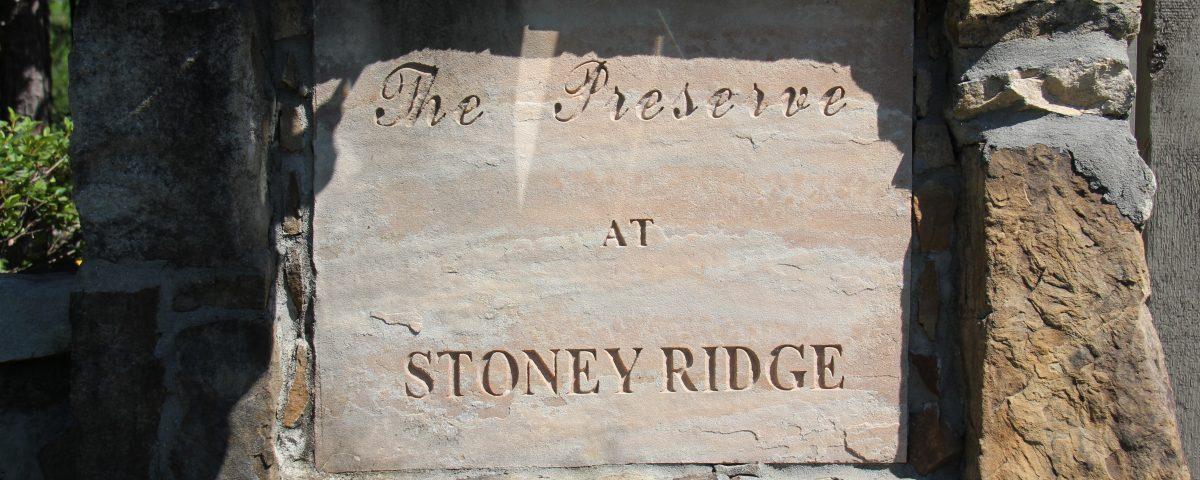 The Preserve at Stoney Ridge